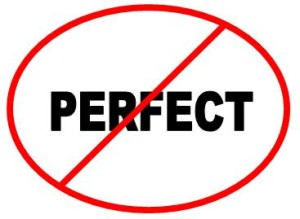 banishing perfectionism